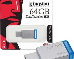 PENDRIVE KINGSTON 64GB DT50/64GB USB 3.1