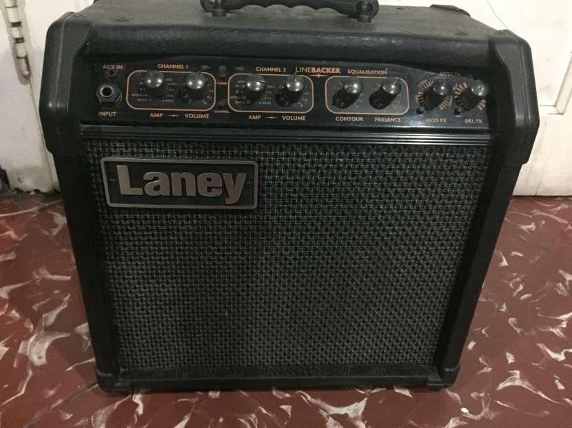 Amplificador Laney linebacker 20