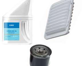 Lubricante Filtro de aire Filtro de aceite