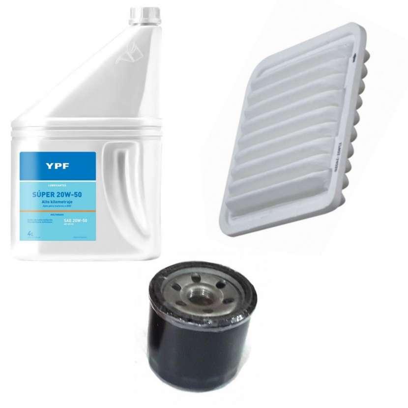 Lubricante Filtro de aire Filtro de aceite - 0