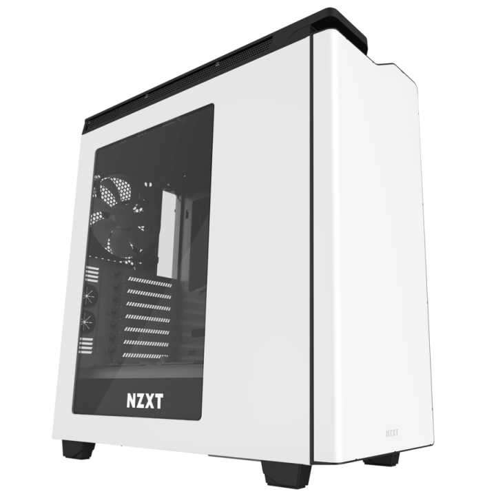 Gab nzxt h440 ca-h442w-w1 white new edition - 0