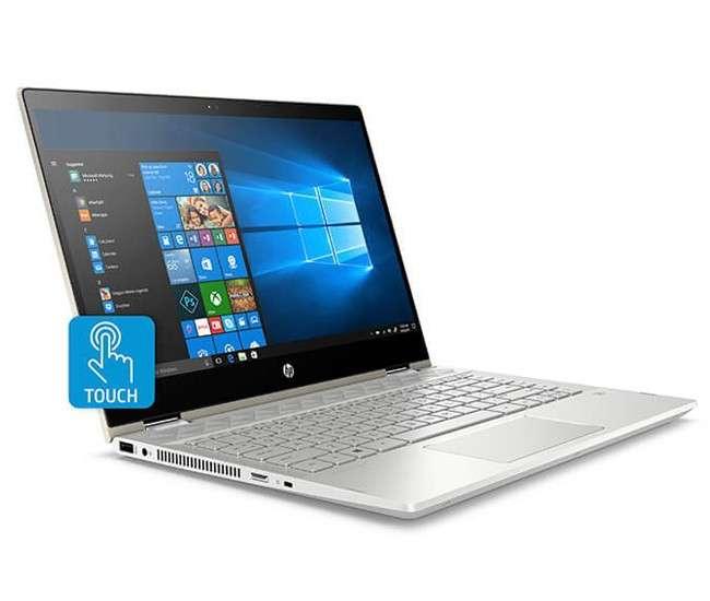 NB HP I5 14-CD0008LA X360 FHD 1.6/6G/1TB/W10/14''Touch - 0