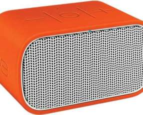 Parlante logitech 984-000335 mini boom naranja