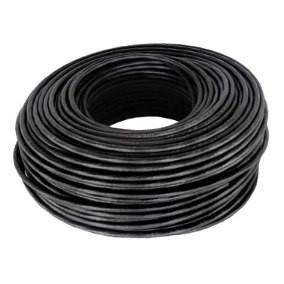 Ne lanp cable utp cat.6 out/ftp 305mt neg lp-c6370bkc