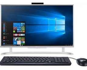 PC ACER AIO CEL AC22-720-RC01/4G/500/21.5/NODV/W10