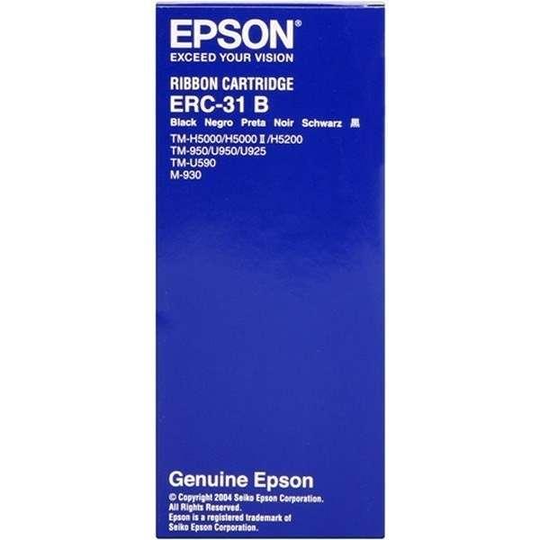 Cinta Epson erc-31b negro - 0