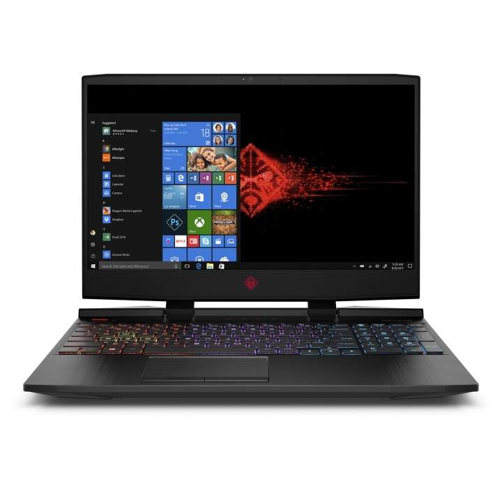 Notebook HP OMEN GAMING, i7-8750H, 16 GB DDR4,GTX 1060 (6 GB