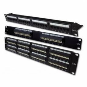 Ne lanp patch panel de 48p cat.6 lp-p7c64890usd