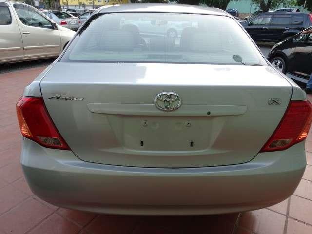 Toyota Axio 2008 chapa definitiva en 24 Hs - 2