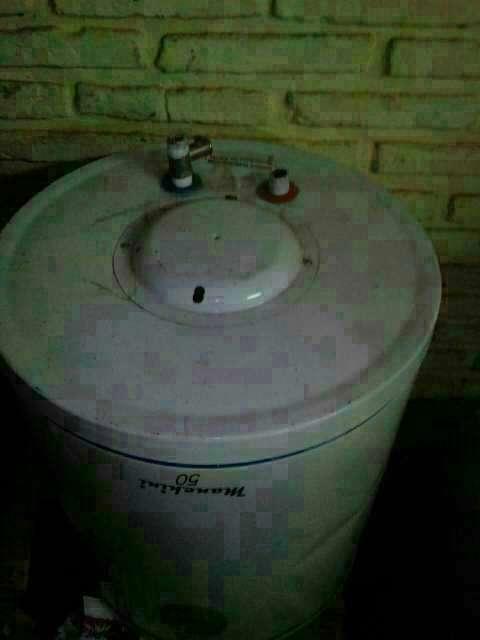 Termocalefón Manchini 50 litros
