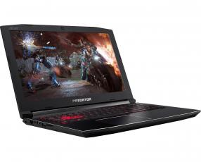 Notebook Acer predator helios 300 ph315-fhd ips