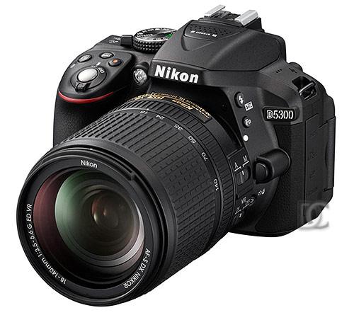 Cámara Nikon D5300 - 0