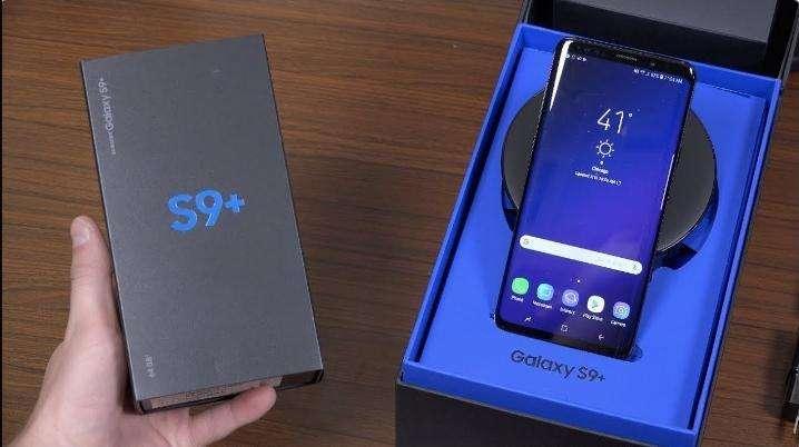 Samsung Galaxy S9+ - 0