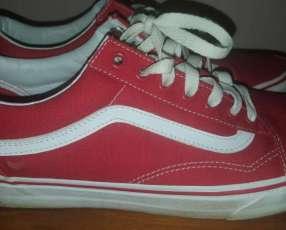 Calzado Vans calce 42