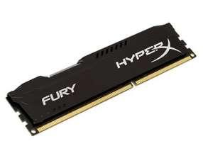 DDR3 4G 1600 KING HYPX FURY BK HX316C10FB/4