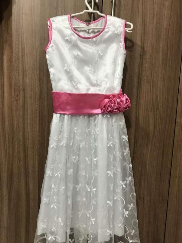 Vestido para niñas de 4 - 5 años - 0