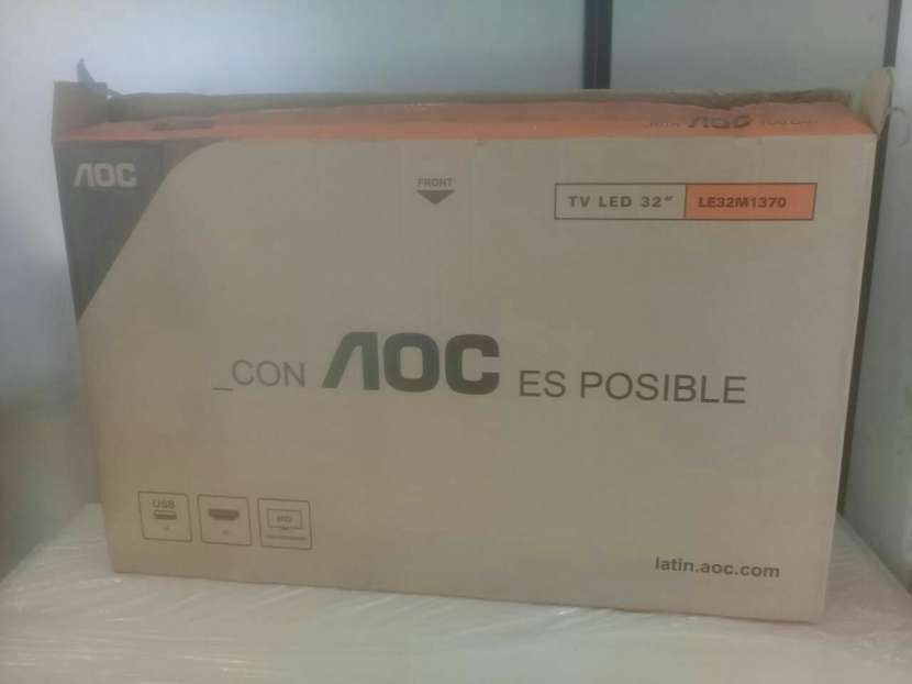TV LED AOC de 32 pulgadas - 0