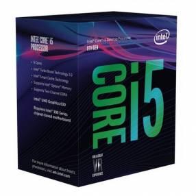 Procesador ci5-8400 2.8/9m/1151