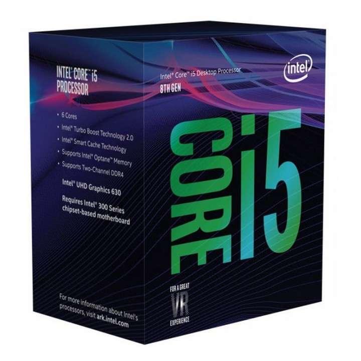 Procesador ci5-8400 2.8/9m/1151 - 0