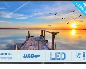 Tv aurora 43'' 43f6 fhd/usb/hdmi/digital/smart