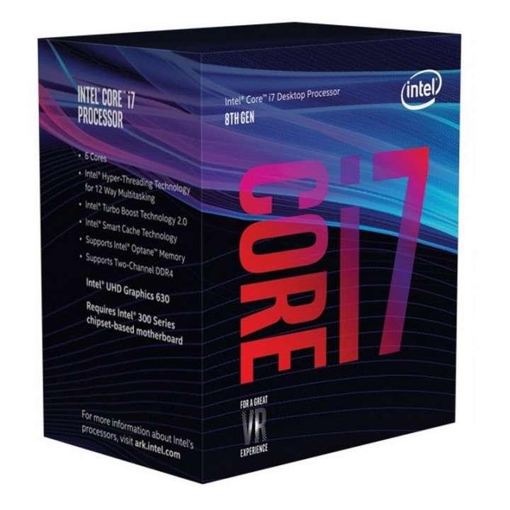 Procesador ci7-8700 3.2/12m/1151 - 0