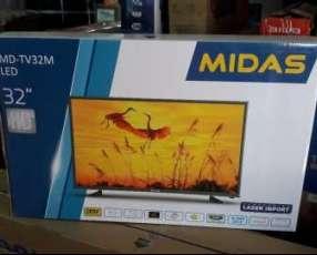 TV LED Midas de 32 pulgadas