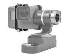 Estabilizador automático de 3 ejes para cámaras