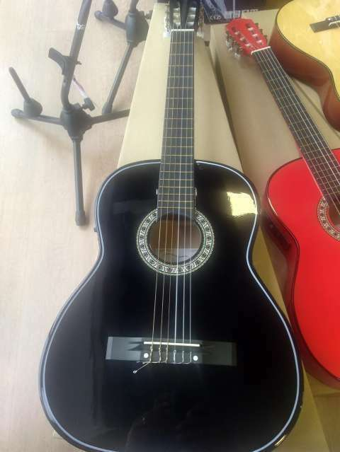 Guitarra Aranjuez Electroacústica - 0