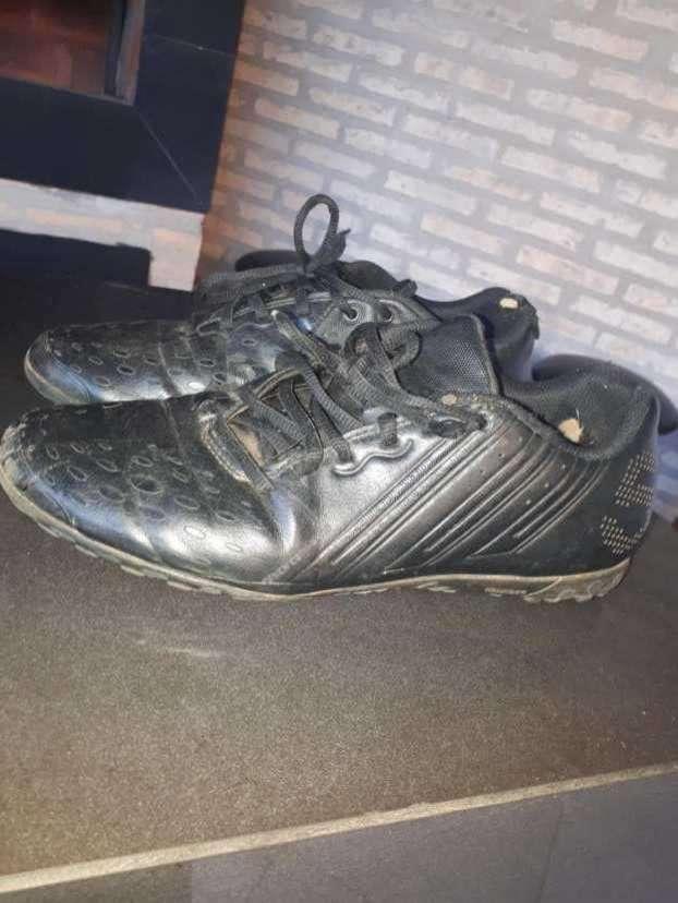 Botín Adidas black - 0