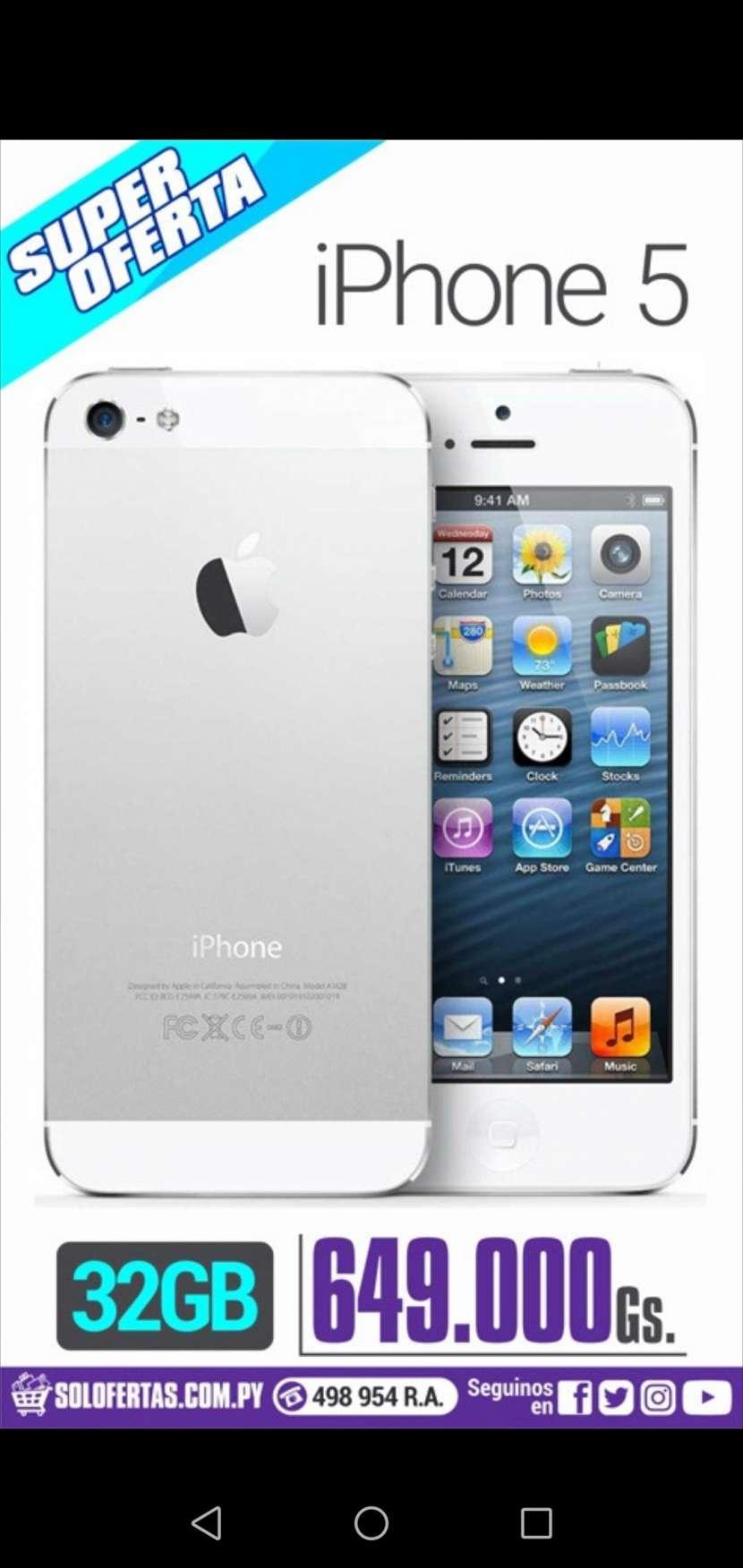 iPhone 5 de 32 gb - 0