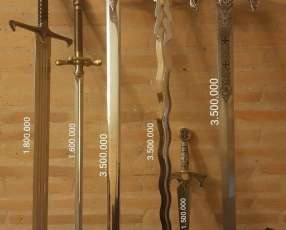 Espadas hechas en Toledo