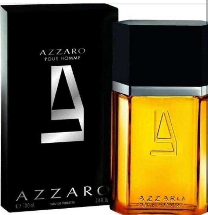 Perfume AZZARO clasicc - 0