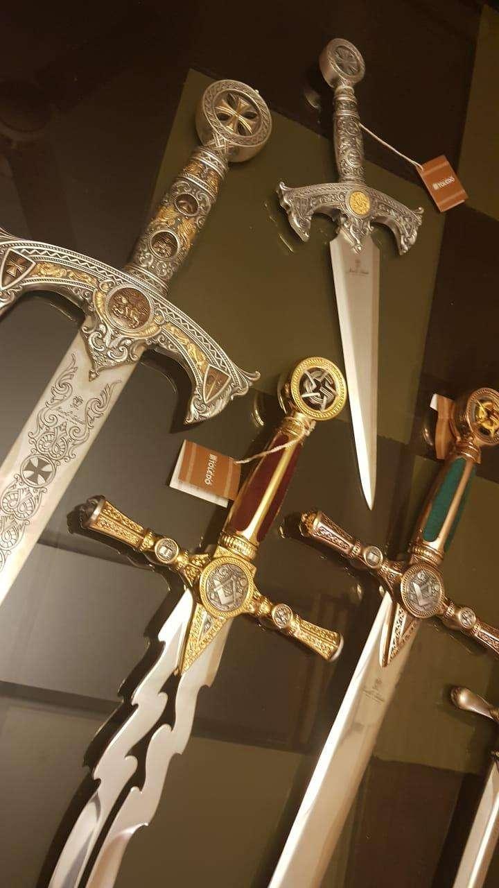 Espadas hechas en Toledo - 1