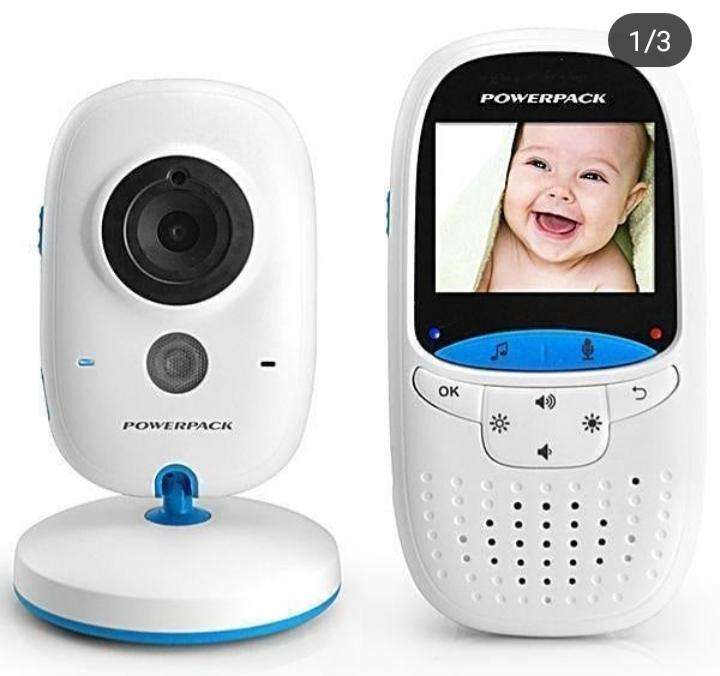 Baby monitor inalámbrico - 2