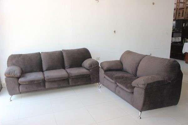 Sofa rotterdam 3 lugares+ 2 lugares l3 abba - 2
