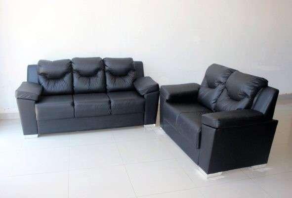 Sofa paraguay 3 lugares+ 2 lugares l2 abba - 0