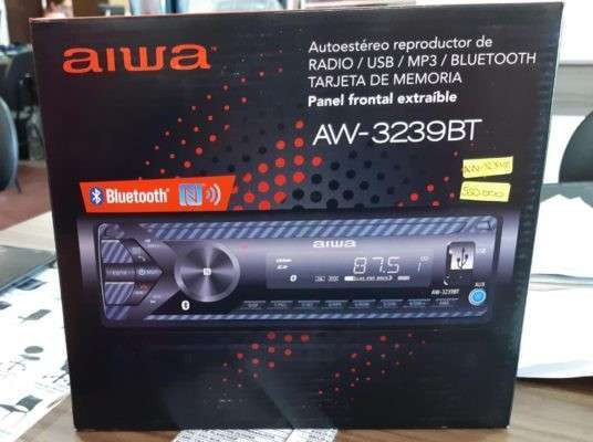 Autoradio Aiwa - 3