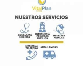 Seguros médicos Vital Plan