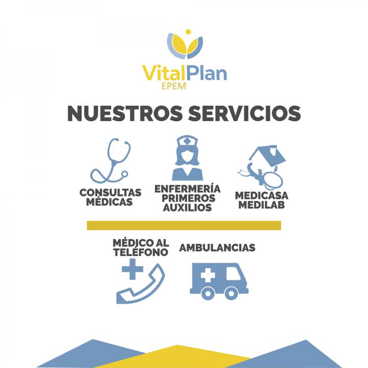 Seguros médicos Vital Plan - 0