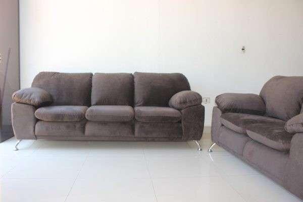 Sofa rotterdam 3 lugares+ 2 lugares l3 abba - 1
