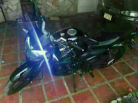 Moto Yamazuky Furia 200 - 0