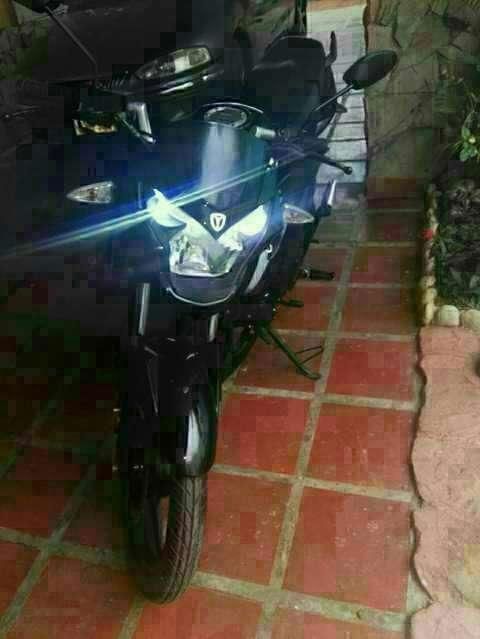 Moto Yamazuky Furia 200 - 1