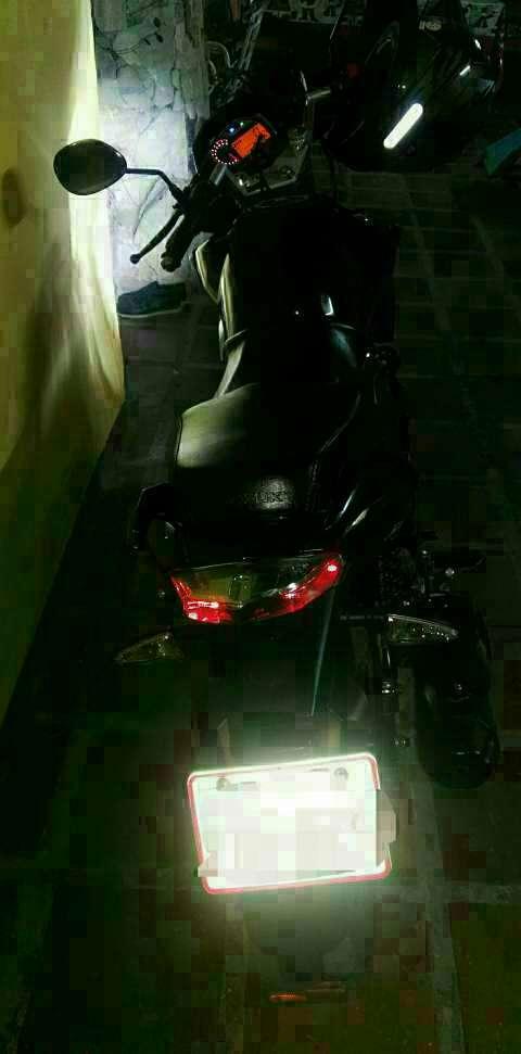 Moto Yamazuky Furia 200 - 2