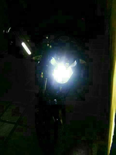 Moto Yamazuky Furia 200 - 3