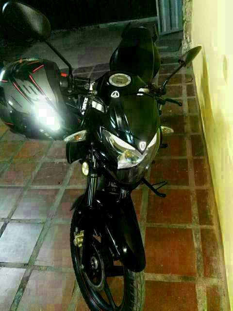 Moto Yamazuky Furia 200 - 4