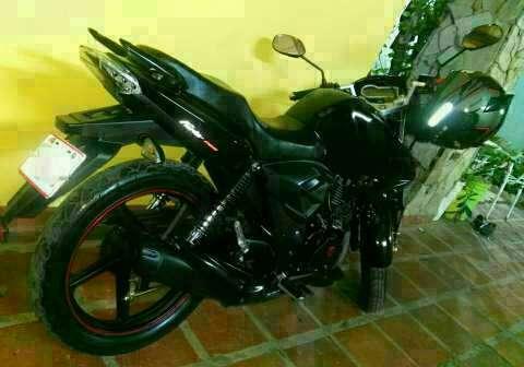 Moto Yamazuky Furia 200 - 5