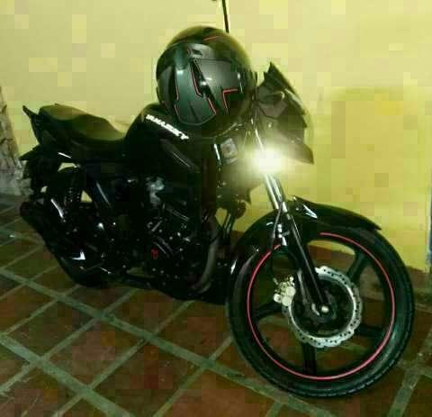 Moto Yamazuky Furia 200 - 6