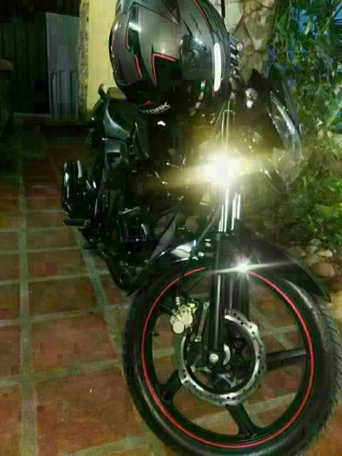 Moto Yamazuky Furia 200 - 8