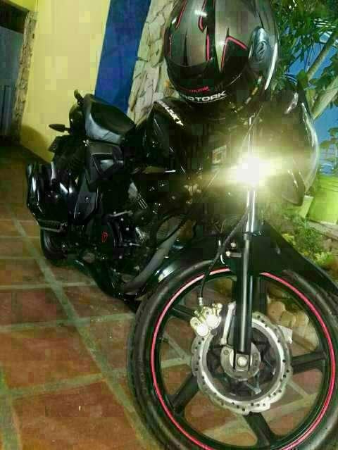 Moto Yamazuky Furia 200 - 9