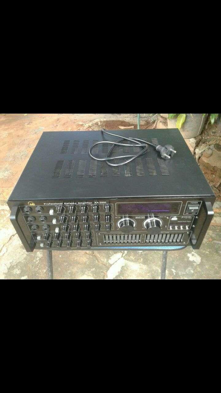 Amplificador de 6000W nuevo en caja - 0